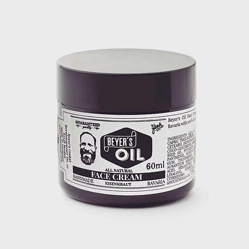 Beyer's Oil Gesichtscreme Eisenkraut 60 ml