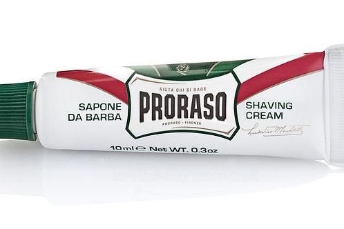 Proraso Eucalyptus & Menthol Shaving Cream 10ml / 150ml / 500ml