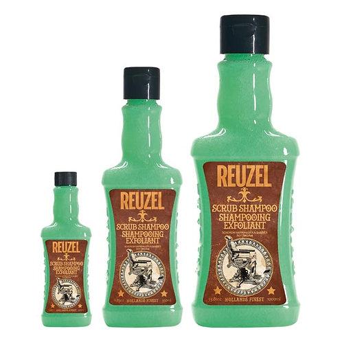 Reuzel Scrub Shampoo 100ml / 350ml / 1000ml