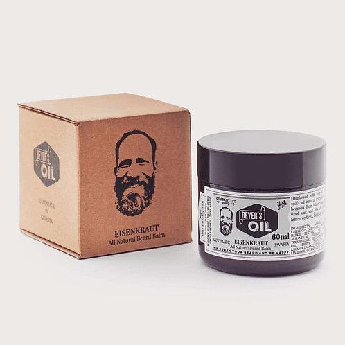 Beyer's Oil Bartbalsam Eisenkraut 60 ml