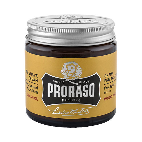 Proaso Wood & Spice Pre-Shave Cream 100ml