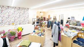 おかげさまでホテヤ洋品店はリニューアルオープンいたしました。