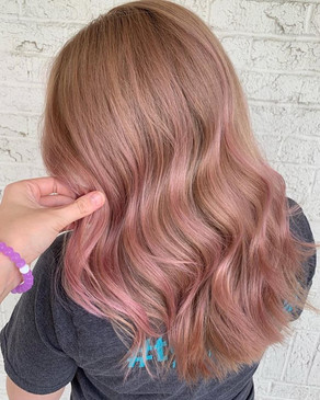 👋🏻 Hello Rose Gold 👋🏻 Loving this tr