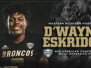 2021 NFL Draft Profile - WR D'Wayne Eskridge