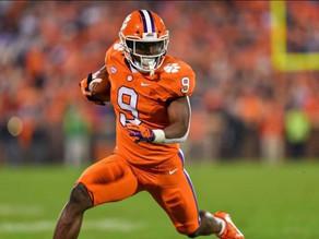 2021 NFL Draft Report: Travis Etienne