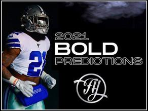 Fantasy Football Bold Predictions