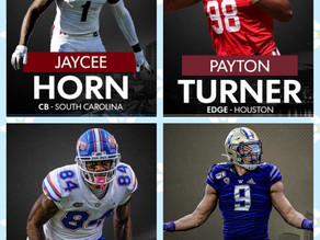NFC South NFL Draft Breakdowns