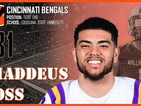 Is TE Thaddeus Moss a sleeper?
