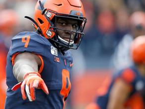 2021 NFL Draft Profile: Josh Imatorbhebhe