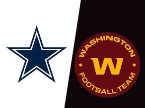 Thursday Recap Washington vs Dallas