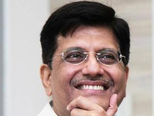 "Happy Deepawali Bonus Statement ""Job loss is a Good Sign for Indian Economy"" Piyush Goyal's"