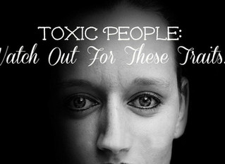Everything You Need To Know About 10 Signs That You're Dealing With A Toxic Person!.