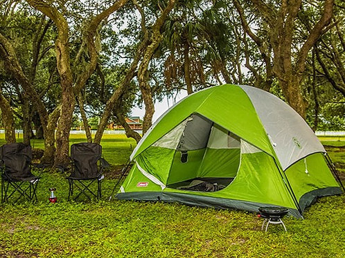 2nts Bring Your Own Tent Ticket (for 2-3 people)