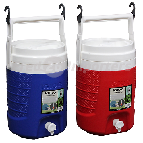Igloo 2 Gallon Sport Beverage Cooler w/ Hooks