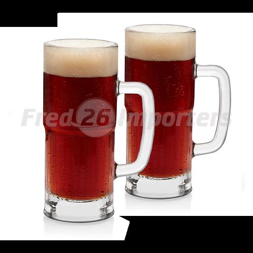 Libbey Craft Brews Lager Stein 4Pc. Glass Set, 22oz / 651 ml