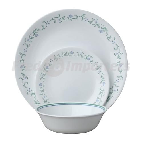 Corelle Livingware 12Pc. Dinnerware Set Country Cottage