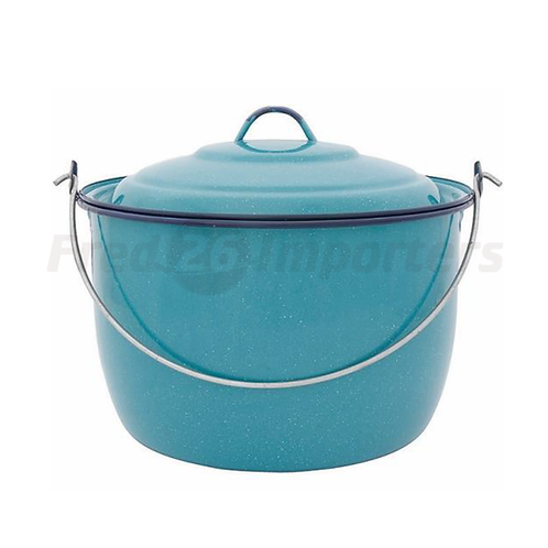 10Qt Convex Kettle with Lid