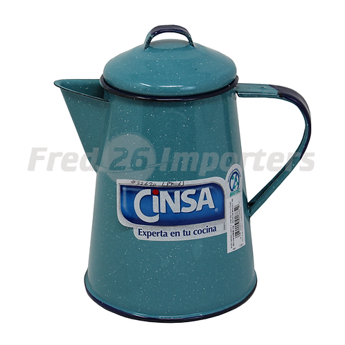 Cinsa 1.5Qt Coffee Pot