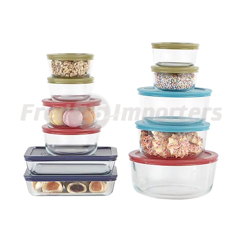 Pyrex 22Pc. Glass Storage Set