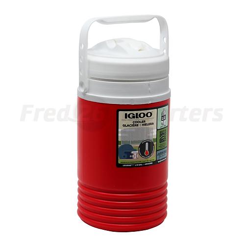 Igloo 1/2 Gal. Legend Beverage Jug, Red