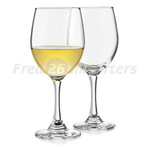Libbey Hudson White Wine, 4Pc. Glass Set