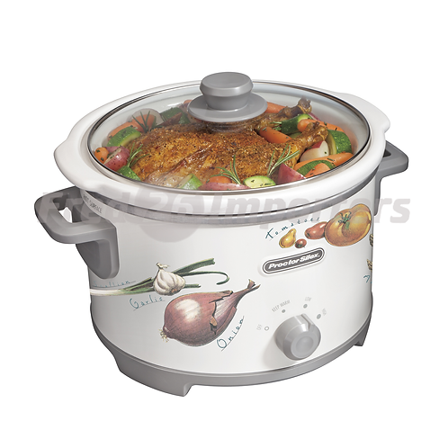 Proctor Silex 4 Quart Slow Cooker