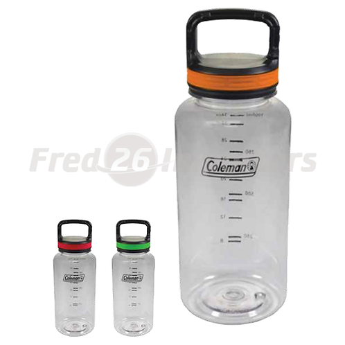 Coleman 1.06Qt Plastic Sports Bottle