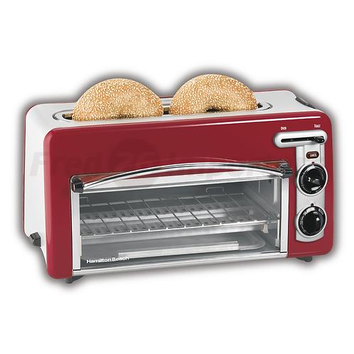 Hamilton Beach ensembleTM Toastation® Toaster & Oven