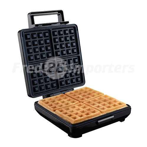 Proctor Silex 4 Square Belgian Waffle Maker