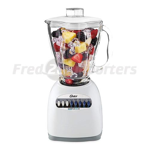 Oster 10 Speed Glass Jar Blender