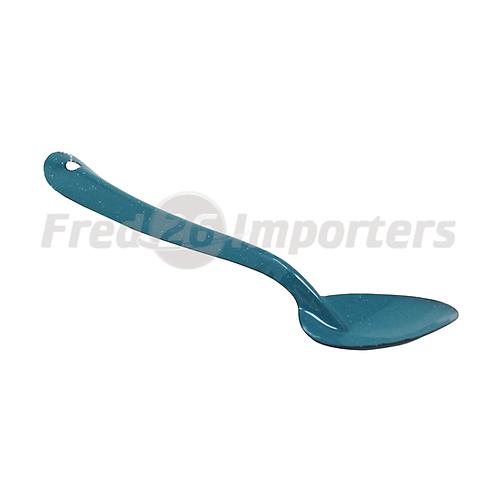 "Cinsa 12"" Spoon Turquoise Blue"