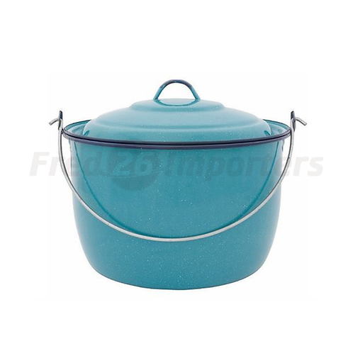 8Qt Convex Kettle with Lid