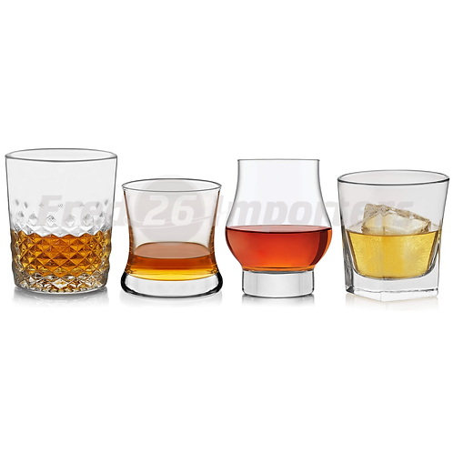 Libbey Craft Spirits Varietal, Set of 4