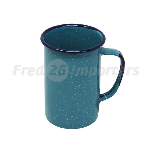 Cinsa 20oz Tall Mug Turquoise Blue