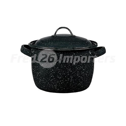 Granite Ware 4Qt Bean Pot Black