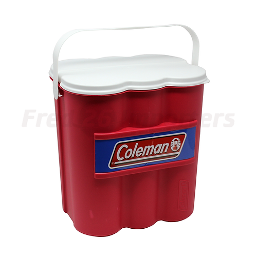 Coleman 12 Can Chiller w/ Ice Sub