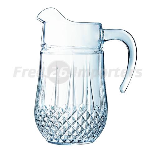 Cristal D'Arques Longchamp Crystal Glass 1.5L Pitcher