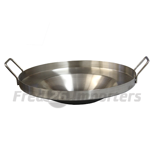 Stainless Steel Comal 40*9cm