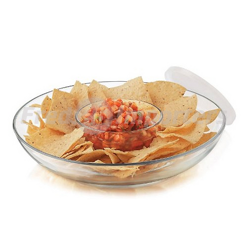Libbey Food Network 3Pc. Chip & Dip Set