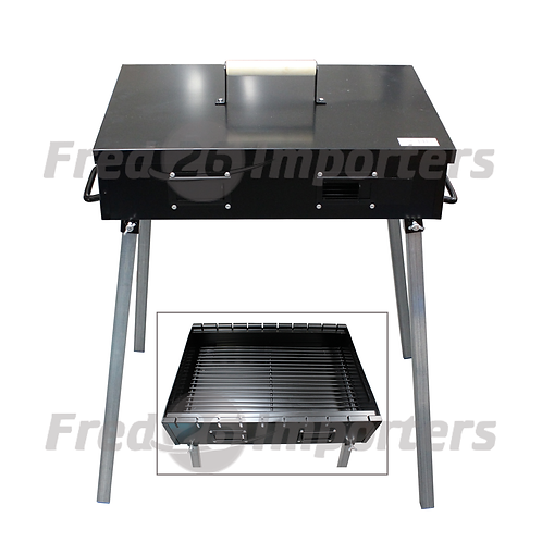 "Brilliant Cook 21"" Persian BBQ Grill"