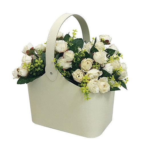 Cartera para flores