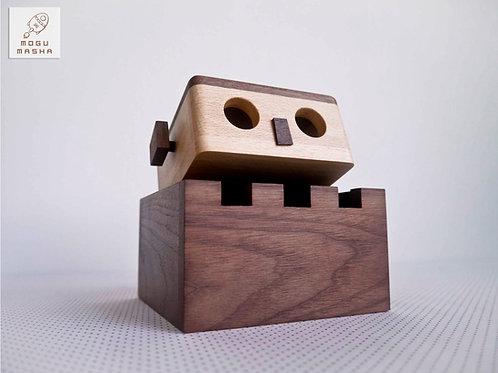 進化囧兵擴音盒連收納盒