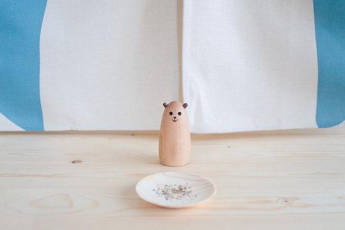 土撥鼠調味料罐香料罐