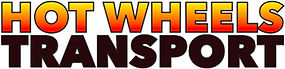 Hot wheels transport logo