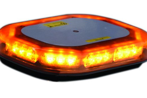 30 LEDS MULTI-PATTERN VEHICLE STROBE BEACON