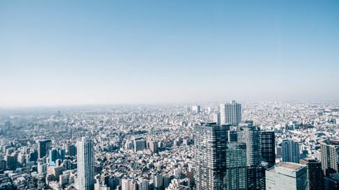 Tokyo Skyline 2