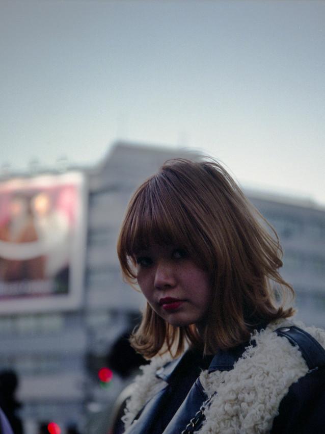 Girl (Not A Stranger)