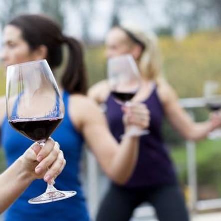 Pilates with Bio Vegan Wine