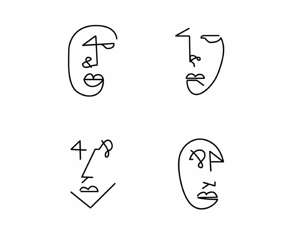 4andby faces