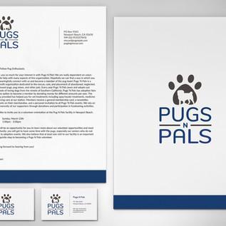 Pugs N Pals Stationary